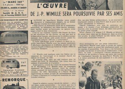 1949 28 01 Hommage à J.P. Wimille 1 (2)