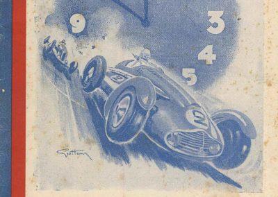 1950 23 07 les 12 de Paris à Montlhéry Pollédry Aston-Martin. 1
