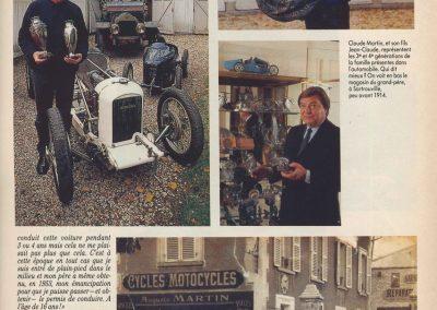 1991 30 10 Reportage Auto-Passion, Rencontre avec Claude et Jean-Claude Martin. 11
